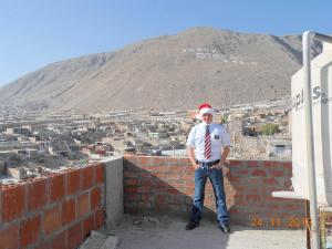 Christmas in Arequipa 2013